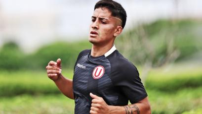 """Jorge Murrugara: """"Espero poder campeonar la Liga1 y pasar de fase en la Copa Libertadores"""""""