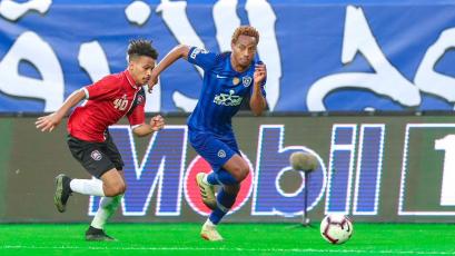 André Carrillo avanzó con el Al Hilal en la Copa del Rey de Arabia Saudita