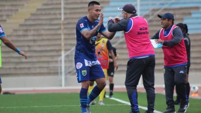 Jean Deza volvió a anotar un gol en el fútbol peruano luego de dos años (VIDEO)