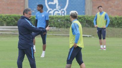 Alianza Lima prepara el partido contra Sporting Cristal