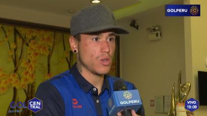 "Gustavo Dulanto: ""Vamos a salir a proponer ante Sport Boys"""