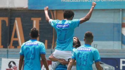 Sporting Cristal volvió a ganar como local