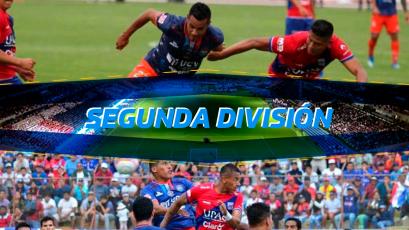 César Vallejo y Carlos A. Manucci definen al campeón de segunda división