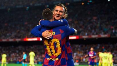 Barcelona venció 2-1 al Getafe en el Camp Nou (VIDEO)