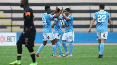 Copa Bicentenario: Sporting Cristal venció 3-2 a Cusco FC y pasó a cuartos de final (VIDEO)