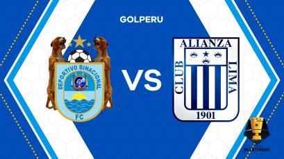 Alianza Lima visita a Binacional en Juliaca por la Copa Bicentenario