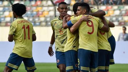 Selección Colombia: Conoce al once que se medirá esta noche frente a Perú