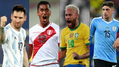 Eliminatorias Sudamericanas: así se jugará la novena jornada rumbo a Qatar 2022