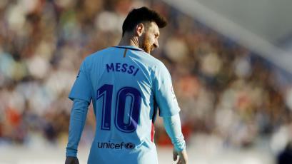 """Lionel Messi: """"Mi sueño es terminar mi carrera en el Barcelona"""""""