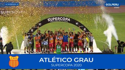 Supercopa 2020: Atlético Grau goleó a Binacional en el Callao y es el primer campeón