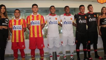 Liga1 Movistar 2020: Atlético Grau presentó sus tres indumentarias para esta temporada