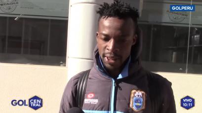 """Hervé Kambou: """"No podemos relajarnos en ningún partido"""""""