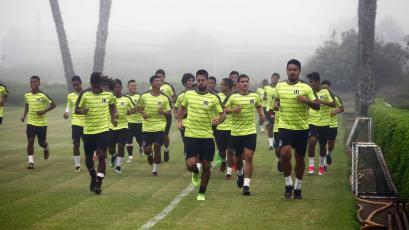 Universitario de Deportes se alista para la Copa Libertadores