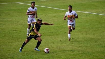 UTC y Sport Rosario se reparten los puntos en Cajabamba