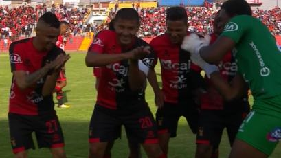 Melgar derrota a Juan Aurich y toma el liderato del Clausura