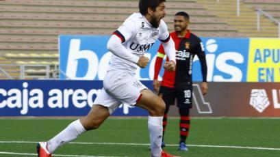 Liga1 Movistar: San Martín le robó un empate a Melgar sobre la hora en San Marcos