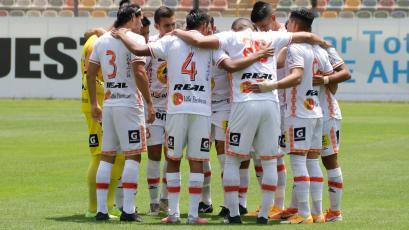 Liga1 Movistar: Ayacucho FC recibió aliento de sus hinchas previo al partido ante Carlos Mannucci