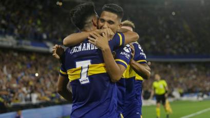 Copa Libertadores: Boca Juniors goleó al DIM por la segunda fecha de la fase de grupos (VIDEO)