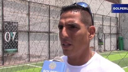 """Juan Pretel: """"Confío en mi equipo para poder celebrar el domingo"""""""