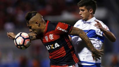 EN VIVO: Con Paolo Guerrero como titular, Flamengo vs Sao Paulo