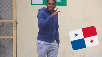 Alberto Quintero volvió a la disciplina de Universitario de Deportes