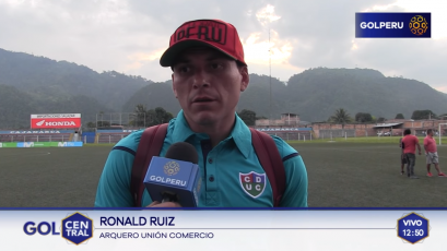 Ronald Ruiz: