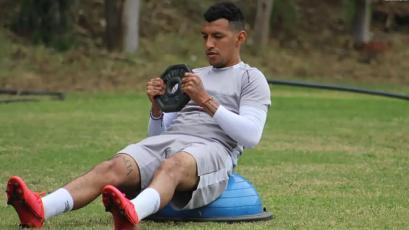 """David Dioses: """"Me motiva llegar a un club querido como Carlos Mannucci y jugar la Copa Sudamericana"""""""
