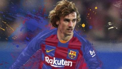 Oficial: Antoine Griezmann es nuevo jugador del Barcelona