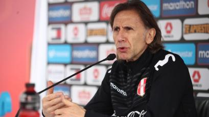 Ricardo Gareca y las 3 conclusiones que dejó la conferencia previo a las Clasificatorias Sudamericanas