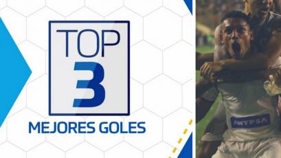 Top 3: Los mejores goles de #ELCLASICOxGOLPERU