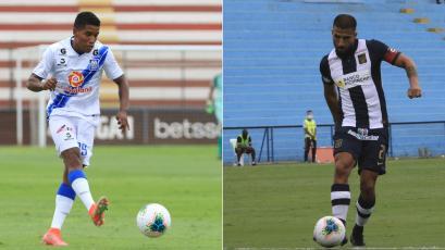 Liga1 Betsson: así formarían Alianza Atlético y Alianza Lima esta tarde en el Alberto Gallardo