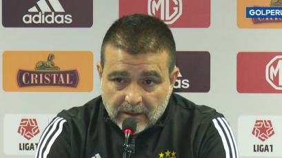 """Claudio Vivas: """"Estamos haciendo lo posible para que Olivares y Palacios estén habilitados"""""""