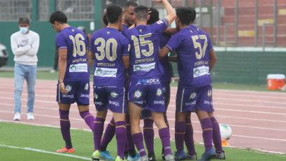 Liga2: Comerciantes Unidos debutó con victoria 1-0 sobre Deportivo Coopsol