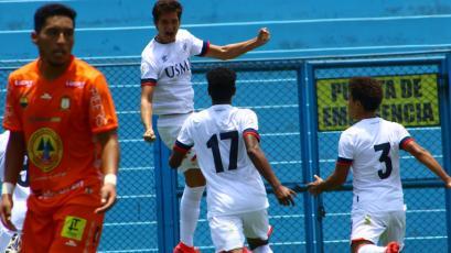San Martín venció 3-1 a Ayacucho FC por la primera fecha del Torneo Apertura (VIDEO)