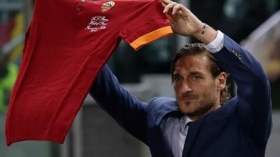 Fin de una era: Francesco Totti se despidió de la Roma