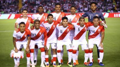 Selección peruana cierra el año en el Top 20 del ranking FIFA
