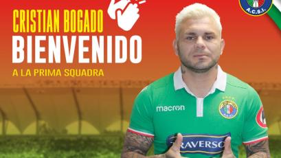 Cristian Bogado jugará en Audax Italiano de Chile