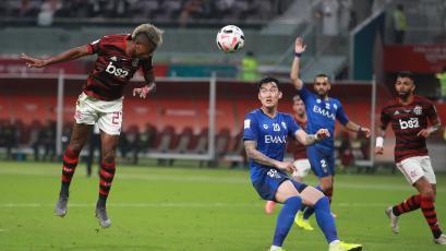 Mundial de Clubes: Flamengo clasificó a la final tras superar por 3-1 al Al Hilal de André Carrillo