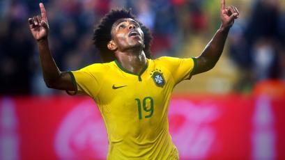 Willian ocupará el lugar de Neymar en la Copa América