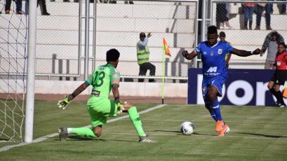 Binacional le dio vuelta y goleó 4-1 a Alianza Lima en la primera final de la Liga1 Movistar