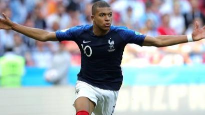El Real Madrid niega negociaciones por Kylian Mbappé