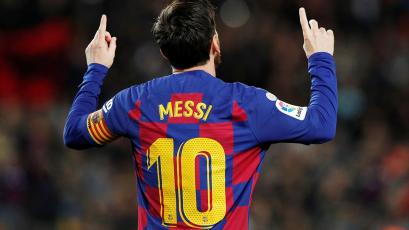 Lionel Messi: el crack argentino cumple 33 años por lo que repasamos sus números