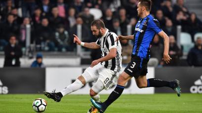 Serie A: Juventus saca ventaja en lo más alto del Calcio