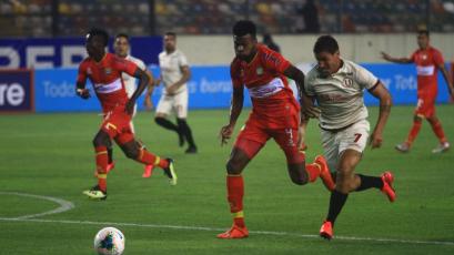Universitario superó a Sport Huancayo y alcanzó la cima del Torneo Apertura de la Liga1 Movistar