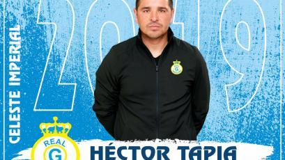 Real Garcilaso: Héctor Tapia es el nuevo entrenador del plantel cusqueño