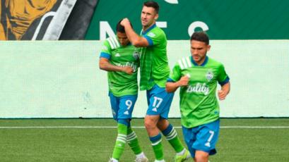 Seattle Sounders: Raúl Ruidíaz volvió a anotar y ya lleva cinco goles en cuatro partidos de MLS (VIDEO)