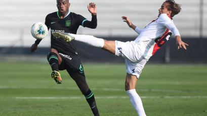 Alianza Lima y Deportivo Municipal empataron en el regreso del fútbol peruano (VIDEO)