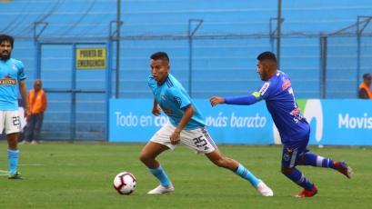 Sporting Cristal frenó a Binacional en el final del Apertura (3-1)