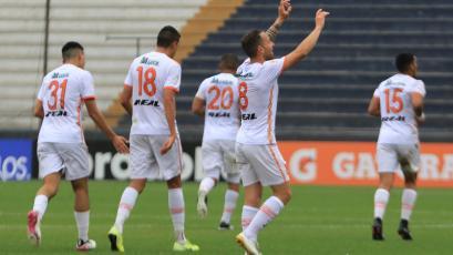 Liga1 Betsson: Ayacucho FC venció 2-1 a la Universidad César Vallejo por la fecha 8 de la Fase 2 /VIDEO)