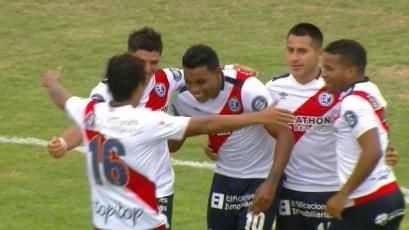 Deportivo Municipal goleó 5-0 a Pirata FC y confirmó su buen momento